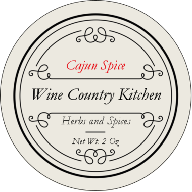 Product Image for Cajun Spice Blend