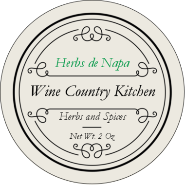Product Image for Herbs de Napa