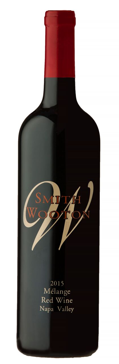 2015 Smith Wooton, Melange, Napa Valley New Release Product Image