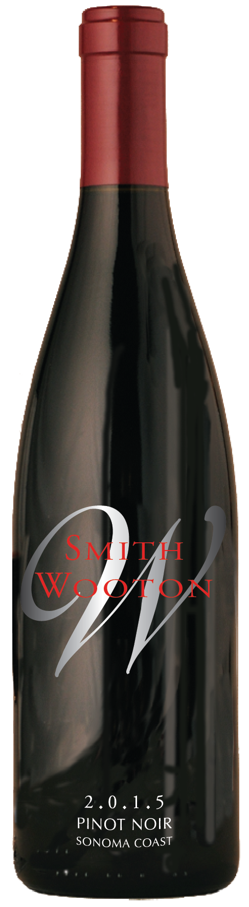 2015 Smith Wooton Pinot Noir, Sonoma Coast Product Image