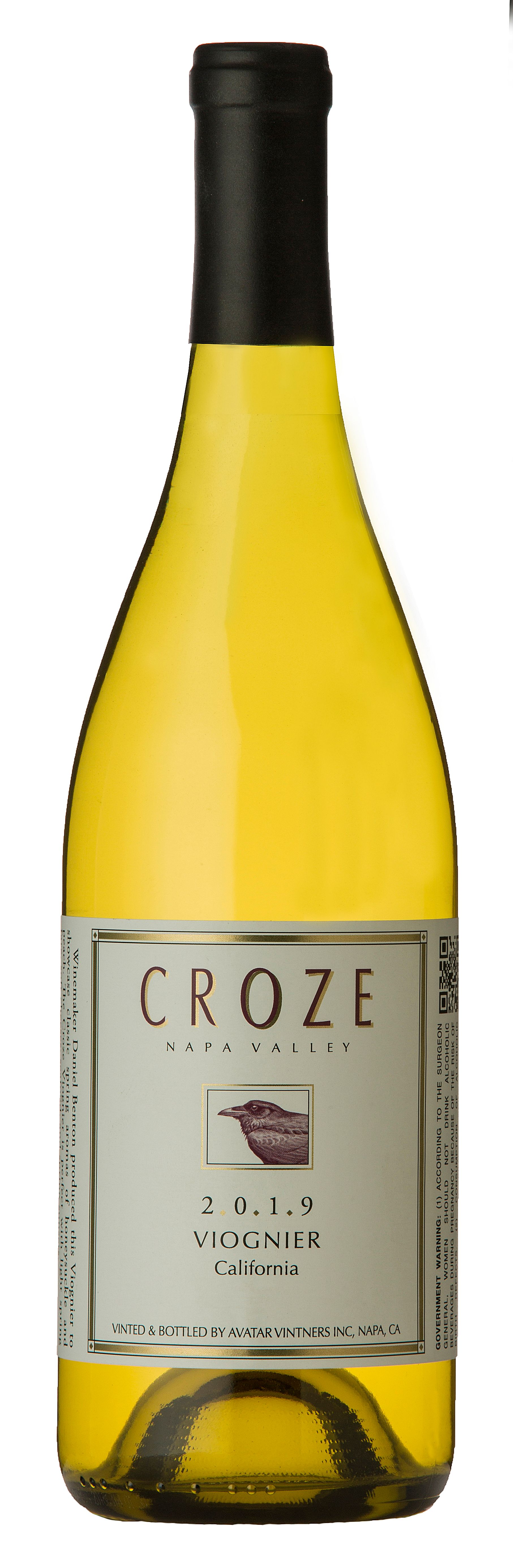 Product Image for 2019 CROZE Viognier, California